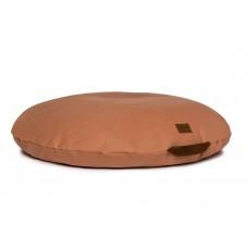 Bruinroos groot zitkussen - Sahara beanbag floor cushion sienna brown