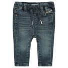 Blauw soepel jeansbroekje - veradela (stapelkorting)