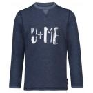 Donkerblauw gestreepte shirt  U+Me - Vinn