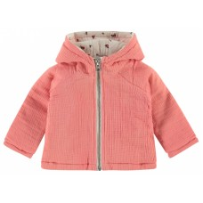 Perzikroze baby winterjas - Peach blossom jacket cameron