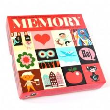 Retro memoryspel