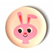Melaminebord konijn