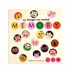 Gezichten memoryspel