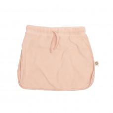 Oud roze velours rokje - Skirt lux pink