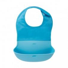 Turquoise oprol- en afwasbare slab