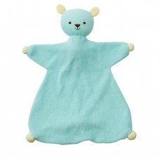 Turquoise / geel peppa beertje Indy baby blue