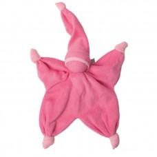 Fuchsia-roze Peppa-knuffelpopje Sisco