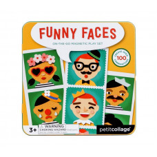 Magnetische funny faces
