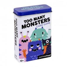 Kaartspel monsters - Too many monsters card game