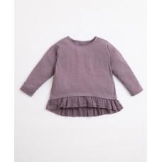 Lavendelkleurige t-shirt - Lavander