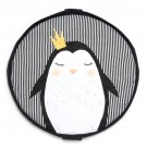 Soft speel- en opbergzak pinguïn
