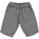 Zwart wit geruite broek - Pantalon pomelos vichy