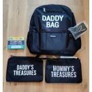 Promopakket - daddy en mommy to be