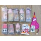 Promopakket - Flessen (roze)