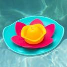 Lili badspeeltje - drijvende bloem (Geboortelijst Nore Deckers)