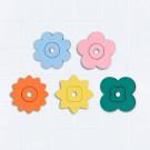 Foam badpuzzel bloemen