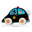 Houten dienstvoertuig : politiecombi