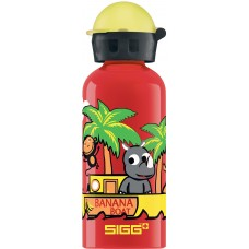 Rode drinkbus de bananenbood 400ml