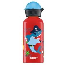 Rode drinkbus met de onderwaterdieren