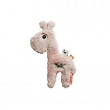 Superzachte oud roze giraf- Raffi