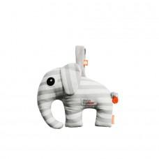 Muziektrekker Elphee de olifant