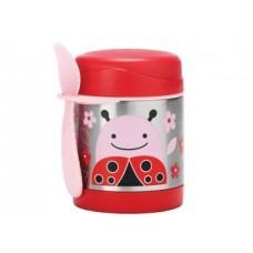 Food jar - thermo maaltijdset lieveheersbeestje