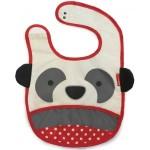 Slabbetje met pandabeer