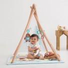 Leuke tipi speelmat - caming cubs (Geboortelijst Lea F.)