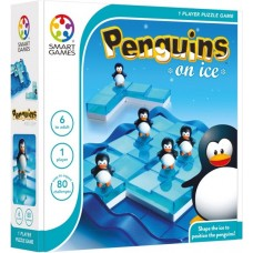 Puzzelspel : Penguins on ice smart game