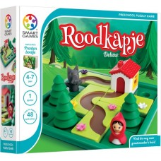 Puzzelspel Roodkapje deluxe - smart game