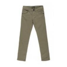 Mosgroene jeansbroek - John moss green