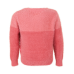 Roze fluffy trui - Animo old pink