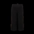 Zwarte glinsterende broek - Blinkie black