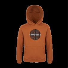 Bruine sweater grand-tour - Eddy cognac