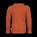 Cognacbruine geribbelde t-shirt - Molly cognac