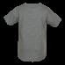 Grijsgroene t-shirt met tijgers - Rajah light green melange