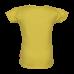 Gele t-shirt met fiets- Rachel Yellow