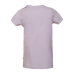 Lila t-shirt met regenboog - Bowba lila