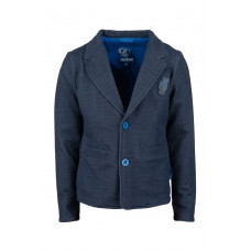 Blauwe blazer jeanslook - Kabe navy