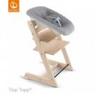 Tripp trapp newborn textiel cover - Grey