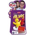 Compact reisspel let's play panic alias (NL) 12+
