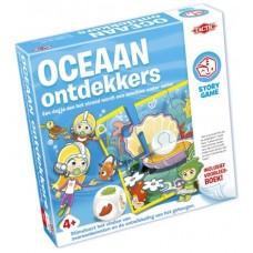 De oceaan ontdekkers