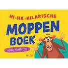 Hi-ha-hilarische moppenboek