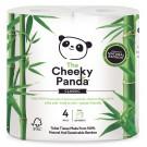 The cheeky panda bamboe toiletpapier