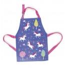Knutsel- en keukenschort unicorns - Unicorn apron