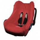 Beschermhoes voor autostoel - rood