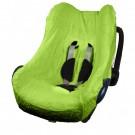 Beschermhoes voor autostoel - limoengroen