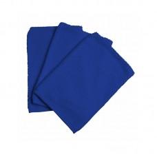 Set van 3 indigo washandjes