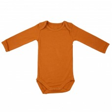 Body met lange mouwen - Inca Rust