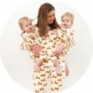 Mama pyjama cheetah